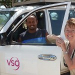 Our tireless driver Tamrat gave us wonderful insight into Ethiopian culture.