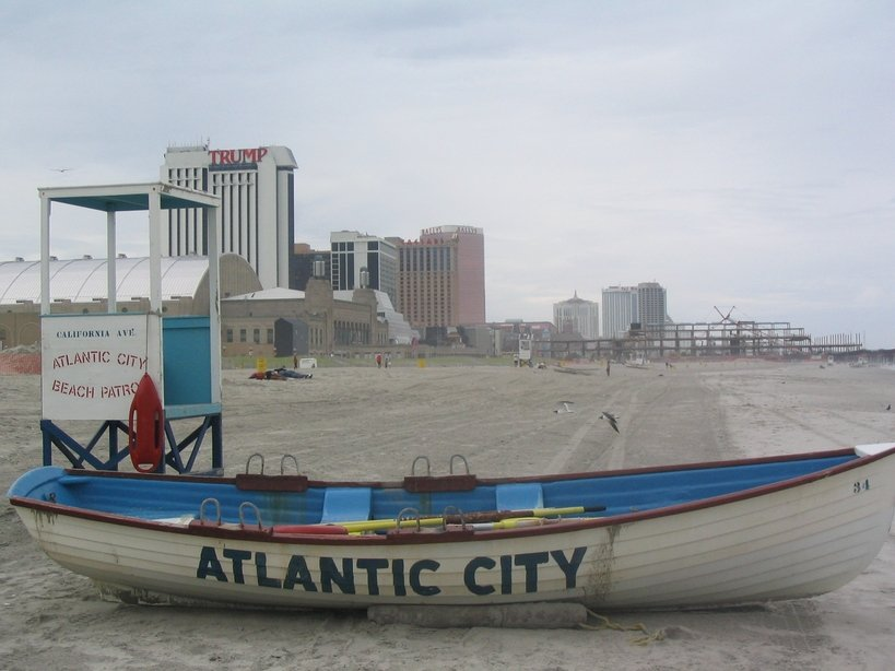 Mississippi Ave Beach Atlantic City Nj