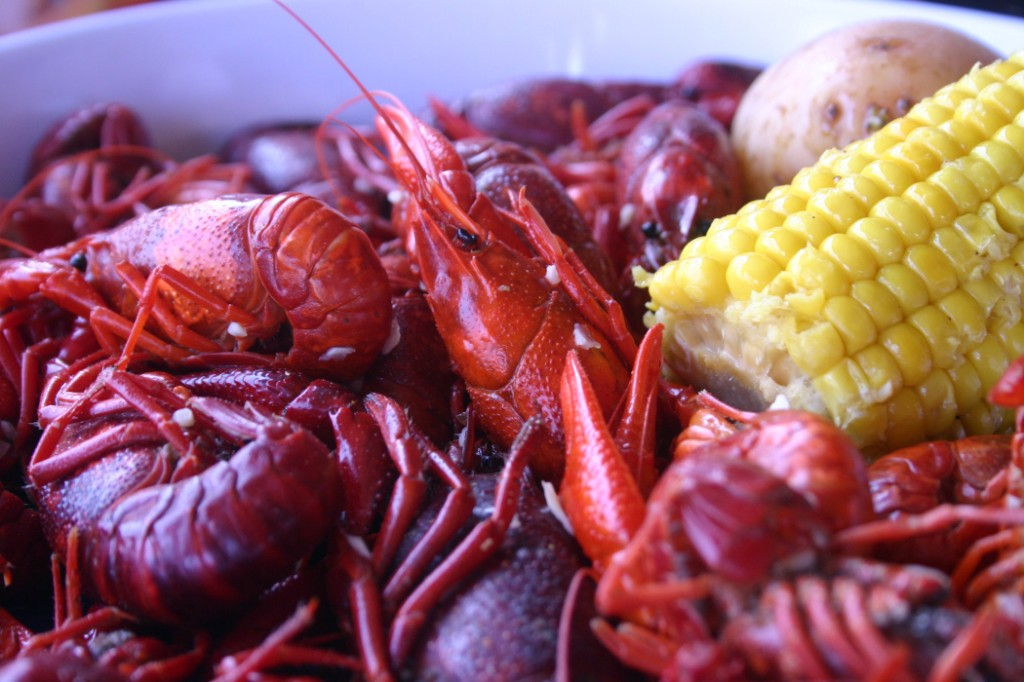 Shreveport is the world capital of crawfish!