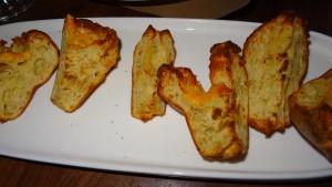 Cheddar popovers. Yum!