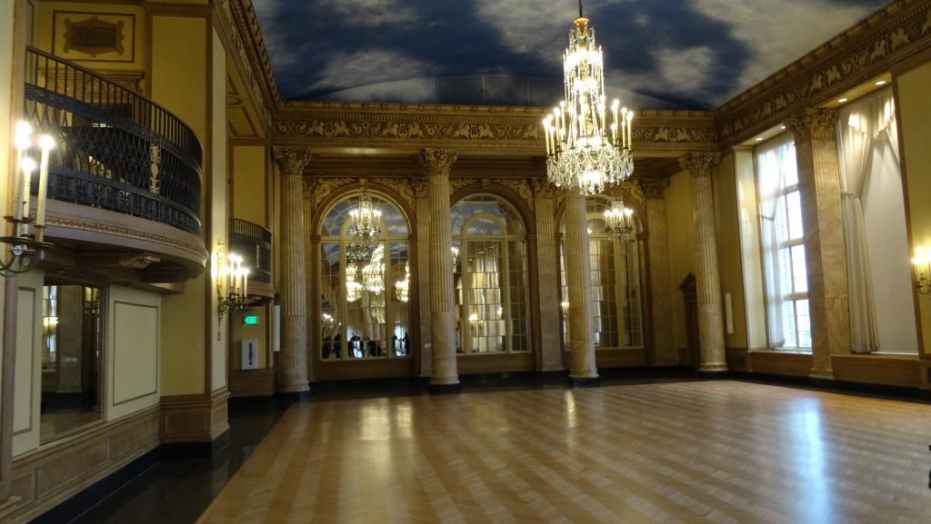 What a ballroom!
