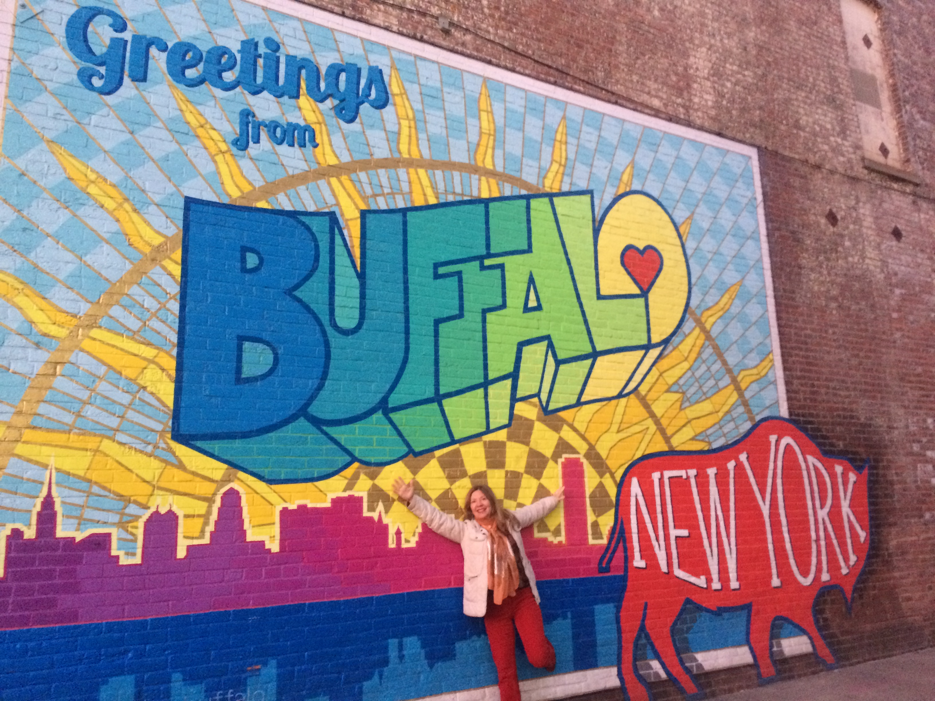 GreetingBuffalo