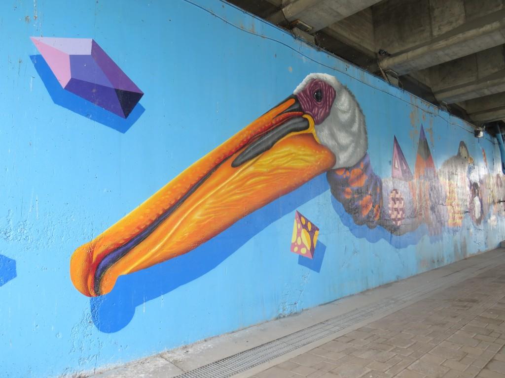 BirdoMural