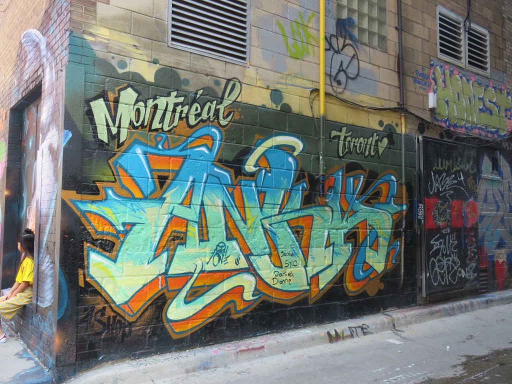 GraffitiMontreal