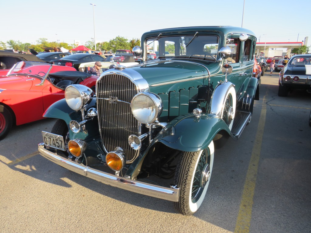 GreenBuick1932