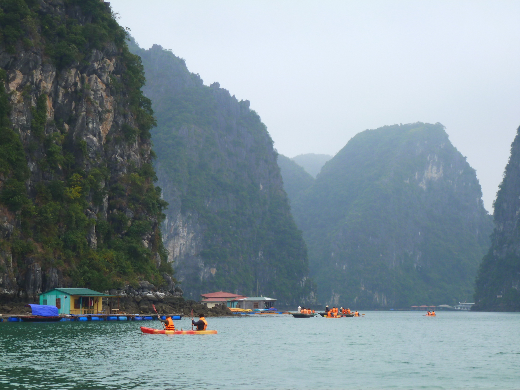 KayakingHalongBay copy