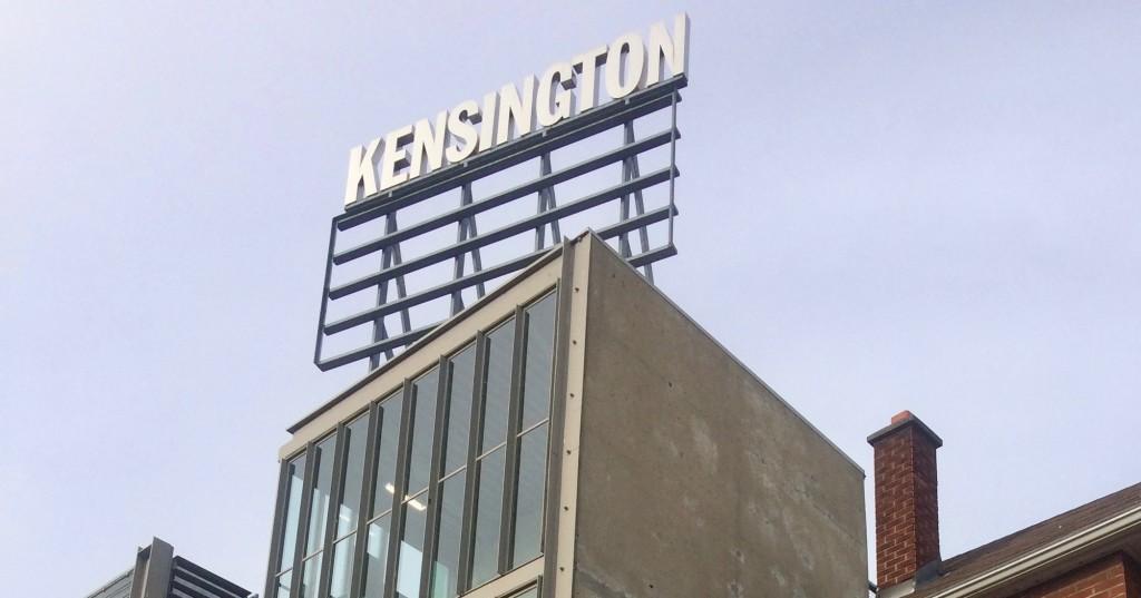 KensingtonSign